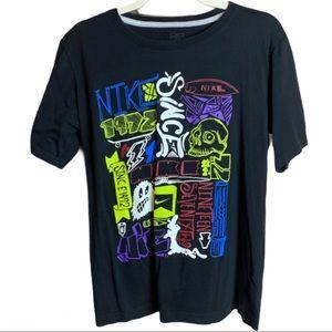 Nike Halloween Graphic T-Shirt Active Wear